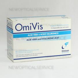 Omisan – OMIVIS GARZE OFTALMICHE MONOUSO 20 pz.