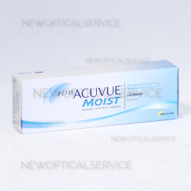 1DAY ACUVUE MOIST FOR ASTIGMATISM 30pz.