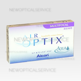 Alcon CibaVision AIR OPTIX AQUA MULTIFOCAL 3 pz.