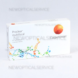 CooperVision PROCLEAR MULTIFOCAL XR 3 pz.