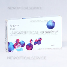 CooperVision BIOFINITY TORIC 3 pz.