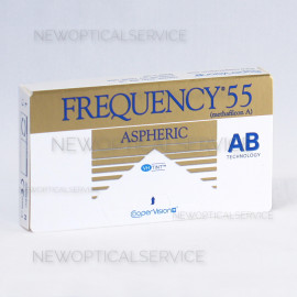 CooperVision FREQUENCY 55 ASPHERIC 3 pz.
