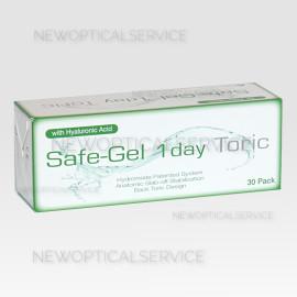 Safilens – SAFE-GEL 1 DAY TORIC 30pz.