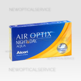 Alcon CibaVision AIR OPTIX NIGHT&DAY AQUA 6 pz.