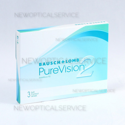 Bausch&Lomb PUREVISION 2 HD  3 pz.