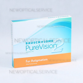 Bausch&Lomb PUREVISION 2 HD TORIC 3 pz.