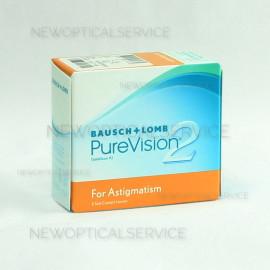 Bausch&Lomb PUREVISION 2 HD TORIC 6 pz.