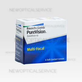 Bausch&Lomb PUREVISION MULTIFOCAL  6 pz.