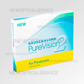 Bausch&Lomb PUREVISION 2HD FOR PRESBYOPIA  3 pz.