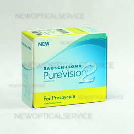 Bausch&Lomb PUREVISION 2HD FOR PRESBYOPIA  6 pz.