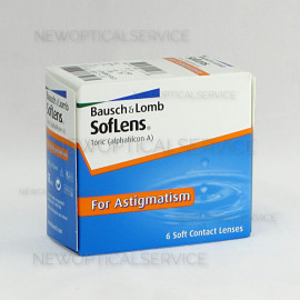 Bausch&Lomb SOFLENS 66 TORIC  6 pz