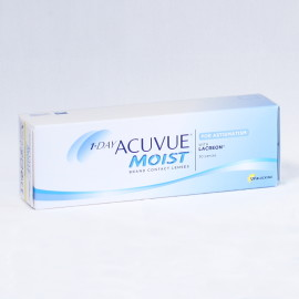 1DAY ACUVUE MOIST 30 pz.