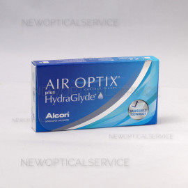 Alcon Ciba Vision AIR OPTIX PLUS HydraGlyde 3 lenti