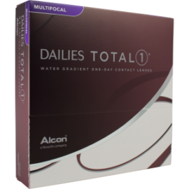 Alcon CibaVision DAILIES Total 1 Multifocal 90 lenti