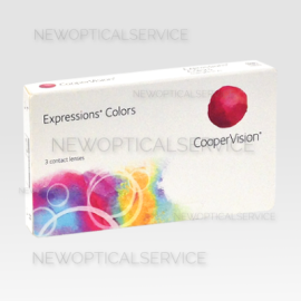 CooperVision EXPRESSION COLOR 3pz