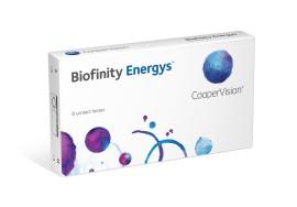 CooperVision BIOFINITY ENERGYS 3 pz.