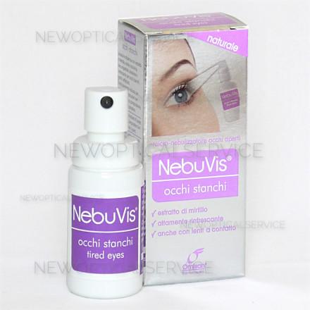 Omisan Nebuvis Spray Occhi Stanchi 10ml.