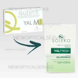 YalFresh Monthly 3pz > Soleko