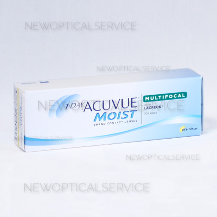 1DAY ACUVUE MOIST MULTIFOCAL 30 pz.