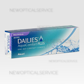 Alcon CibaVision DAILIES AquaComfort Plus MULTIFOCAL 30 pz.