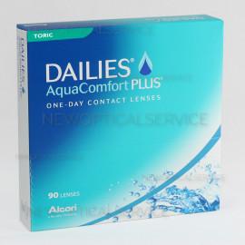 Alcon Ciba Vision DAILIES TORIC AquaComfort Plus 90 pz.