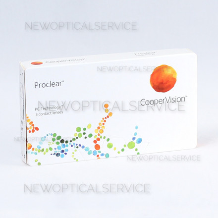 CooperVision PROCLEAR  3 pz.