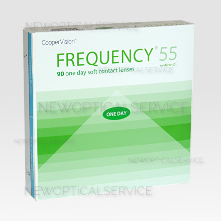 CooperVision FREQUENCY 1 DAY  90 pz.