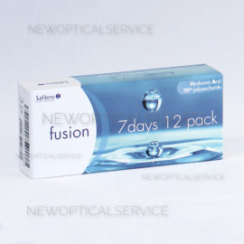 Safilens – FUSION 7 DAYS 12 pz.