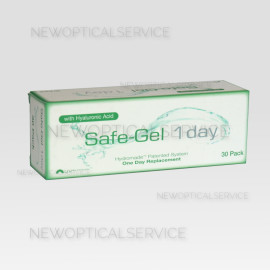 Safilens – SAFE-GEL 1 DAY 30pz.