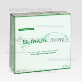 Safilens – SAFE-GEL 1 DAY 90pz.