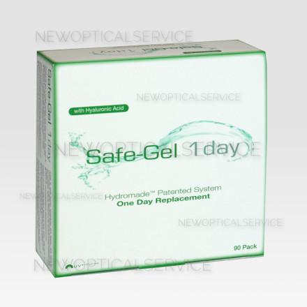 Safilens – SAFE-GEL 1 DAY 90pz.