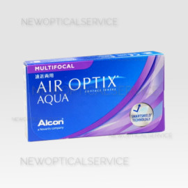 Alcon CibaVision AIR OPTIX AQUA MULTIFOCAL 3 pz.