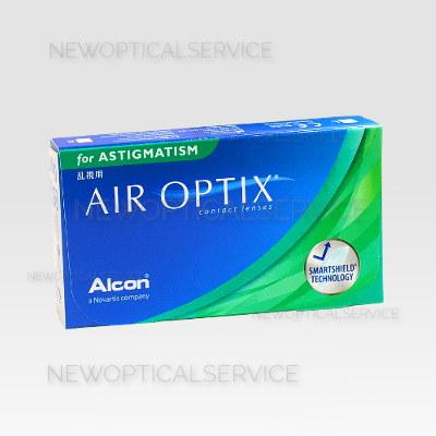 Alcon CibaVision AIR OPTIX for ASTIGMATISM 3 pz.