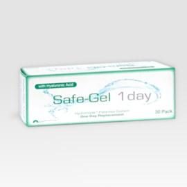 Safilens – SAFE-GEL 1 DAY 30pz.