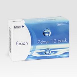 Safilens – FUSION 7 DAYS 12 pz.