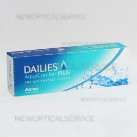 Alcon CibaVision DAILIES AquaComfort Plus 30 pz.