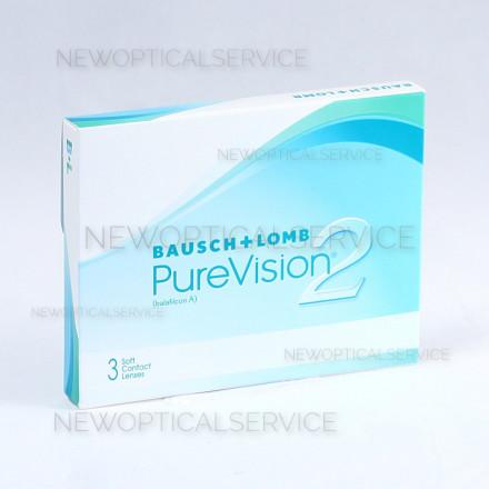 Bausch&Lomb PUREVISION 2 HD  3 pz.