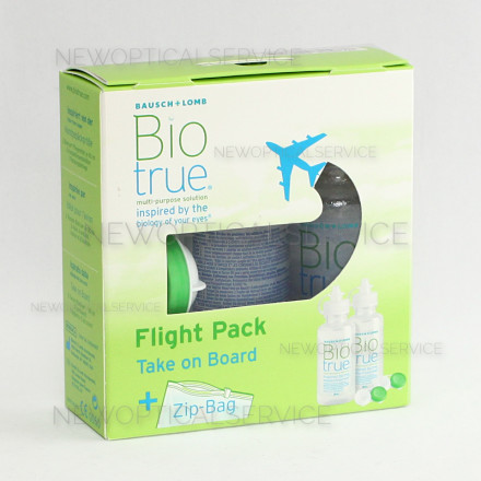 Bausch&Lomb BIOTRUE FLIGHT PACK 2x60ml.