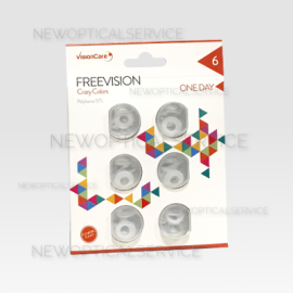 FreeVision Crazy Colors 6pz giornaliere > VisionCare