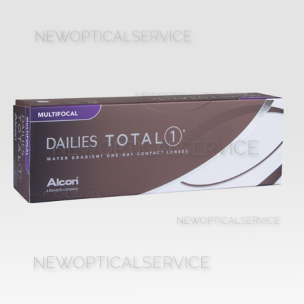 Alcon CibaVision DAILIES Total 1 Multifocal 30 lenti