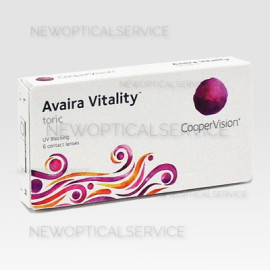 CooperVision AVAIRA Vitality TORIC 6 pz.