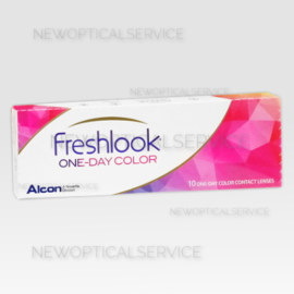 Alcon CibaVision FRESHLOOK ONE DAY 10 pz. PLANO