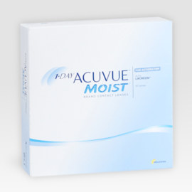 1DAY ACUVUE MOIST FOR ASTIGMATISM 90pz.