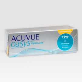 Acuvue Oasys 1-Day for ASTIGMATISM 30 lenti