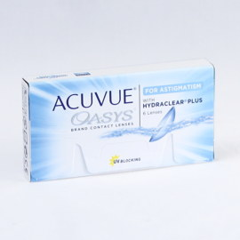 ACUVUE OASYS for ASTIGMATISM 6 pz.