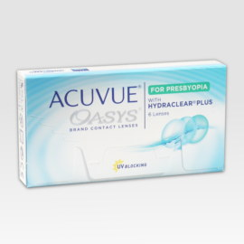 ACUVUE OASYS  FOR PRESBYOPIA 6 pz.