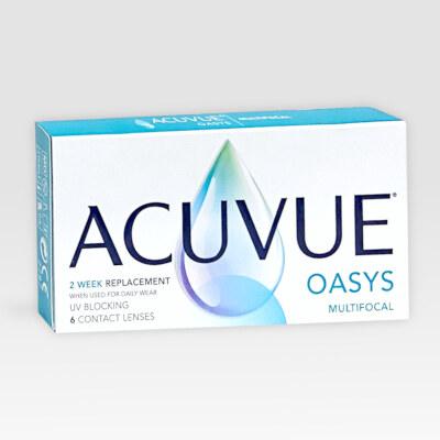 OASYS MULTIFOCAL 6 lenti > Acuvue