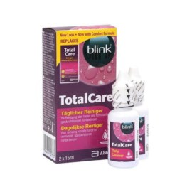 Blink TotalCare detergente 30ml > Abbott
