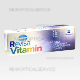 Revisa Vitamin 30 lenti > VitaResearch