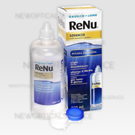 RENU ADVANCED 360ml > Bausch&Lomb